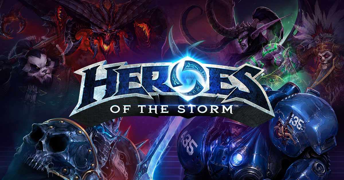 Heroes of the Storm PC DOWNLOAD