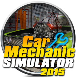Car Mechanic Simulator 2015 ico