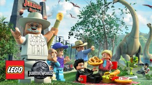 LEGO Jurassic World header