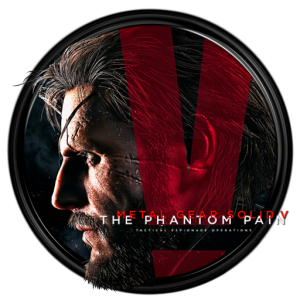 Metal Gear Solid V Phantom Pain ico