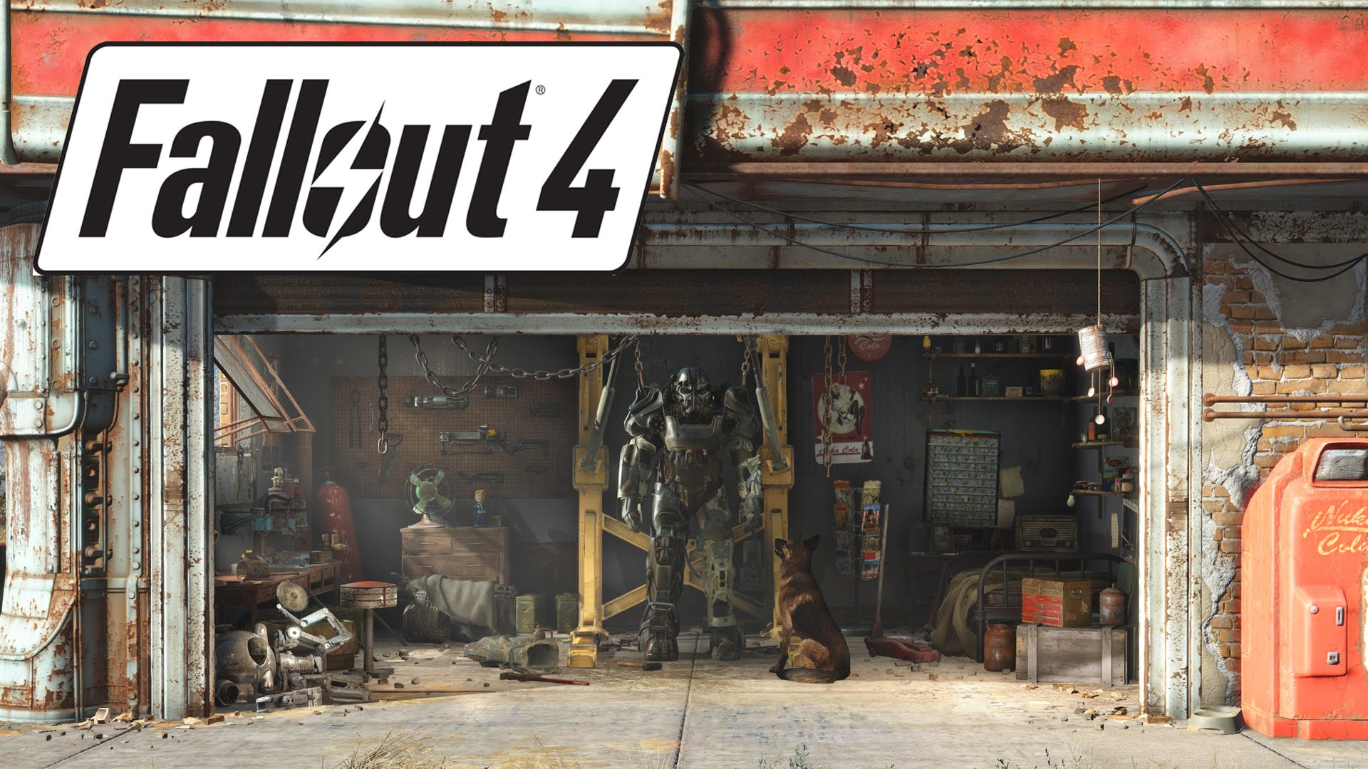 Fallout 4 PC Download Full InstallShield