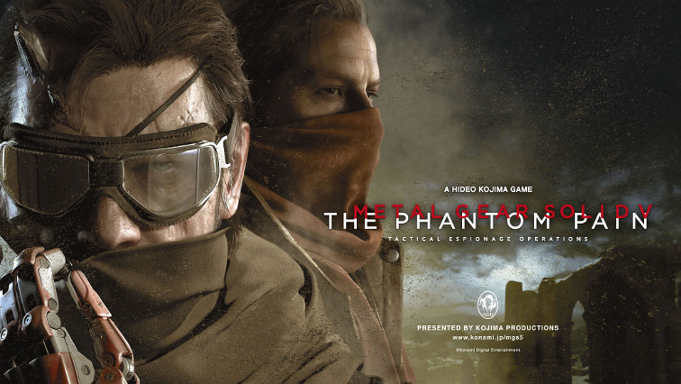 Metal Gear Solid V: Phantom Pain PC Download