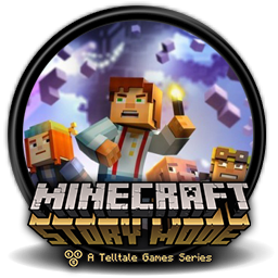 minecraft story mode ico
