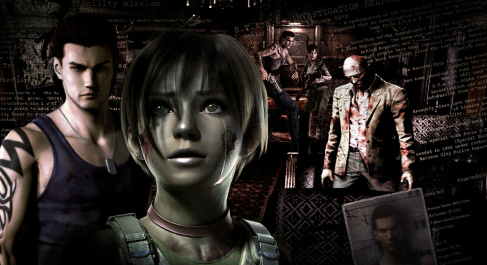 Resident Evil Zero 0 HD PC Download