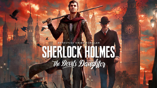 Sherlock Holmes: The Devil's Daughter PC Download Free InstallShield