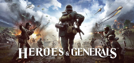 Heroes & Generals PC Download Free InstallShield