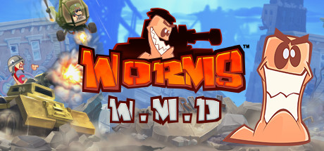 Worms W.M.D PC Download Free InstallShield