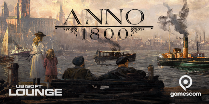 Anno 1800 PC Download Free InstallShield