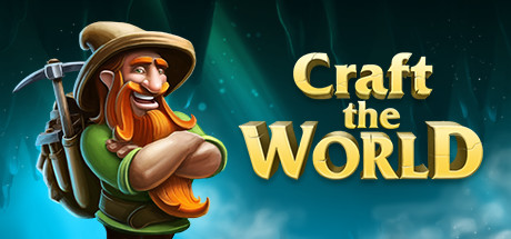 Craft The World PC Download Free InstallShield