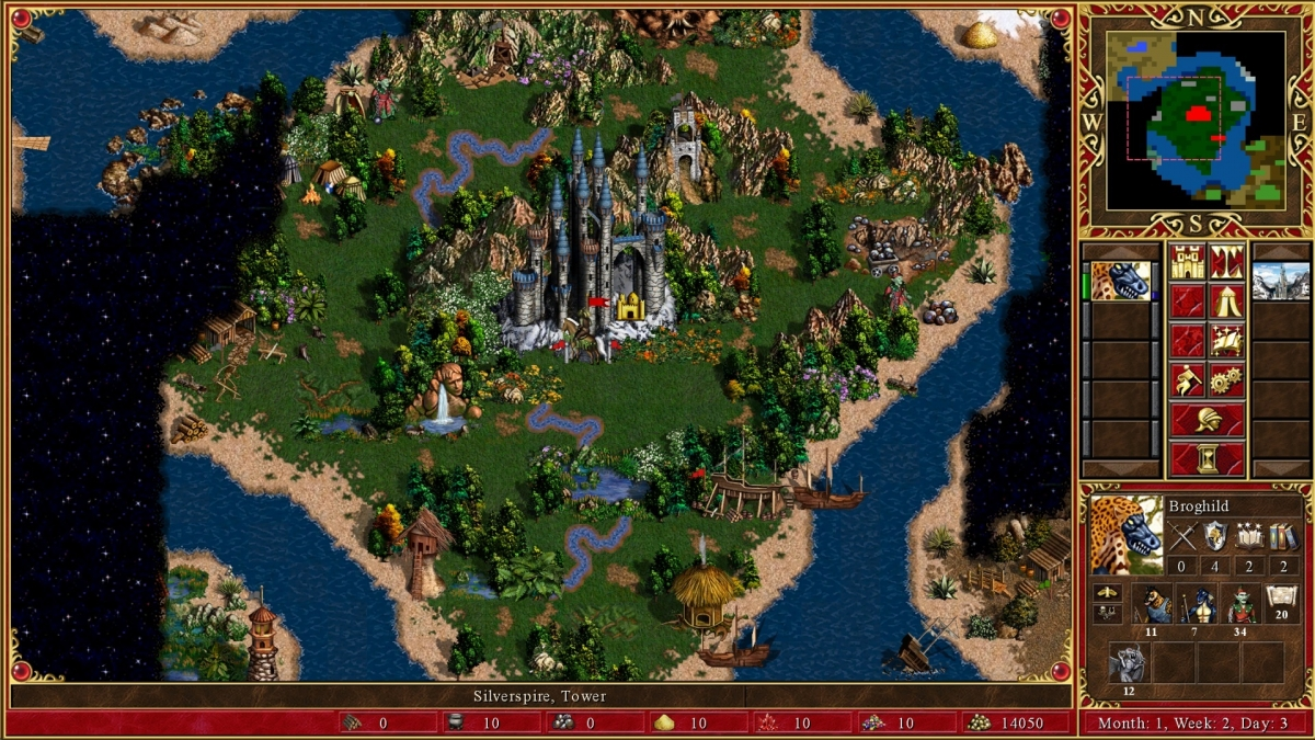 Heroes of might and magic iii hd edition complete pc download pc heroes of might and magic iii hd edition is refreshed edition of one of the most famous turn based fantasy strategy in the history of electronic gumiabroncs Gallery