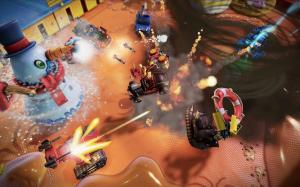 Micro Machines World Series image 2
