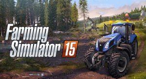 Farming Simulator 15 header