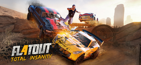 FlatOut 4 Total Insanity PC Download Free InstallShield