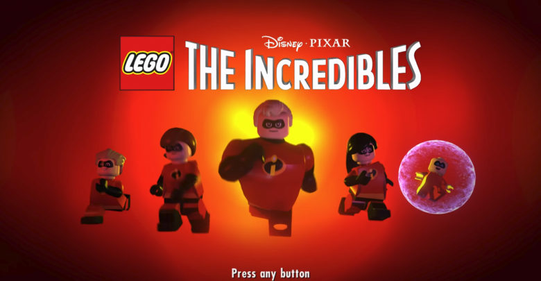 LEGO The Incredibles PC Download Free InstallShield