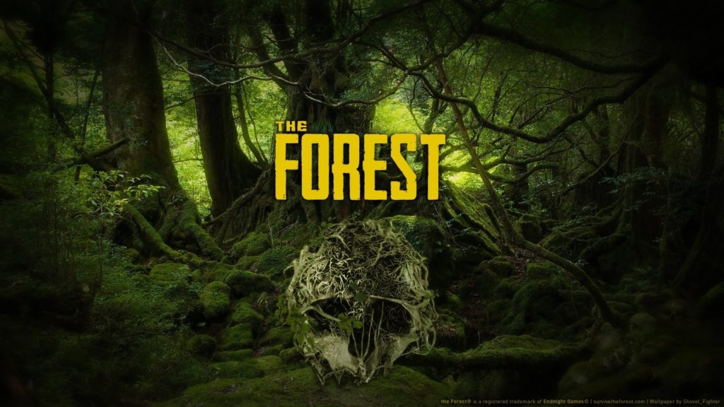 the forest save game download