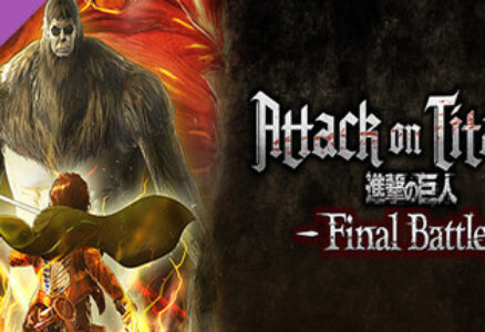 Attack on Titan 2 Final Battle PC Download Free InstallShield