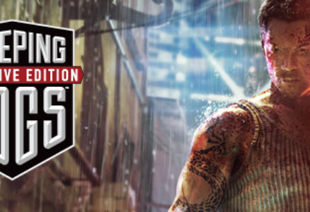 Sleeping Dogs PC Download Free InstallShield