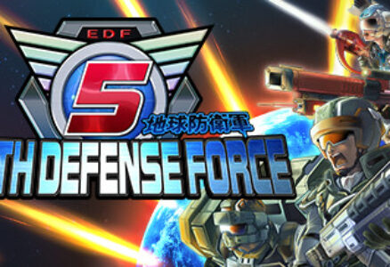 Earth Defense Force 5 PC Download Free InstallShield