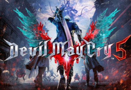 Devil May Cry 5 PC Download Free InstallShield
