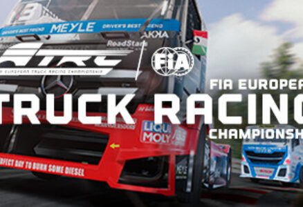 FIA European Truck Racing Championship PC Download Free InstallShield