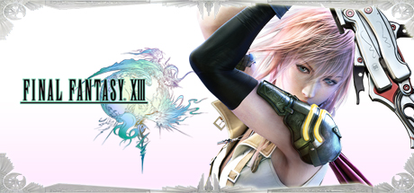 Final Fantasy XIII PC Download Free InstallShield