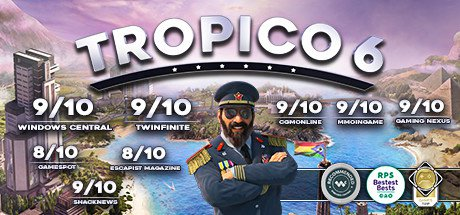 Tropico 6 PC Download Free InstallShield