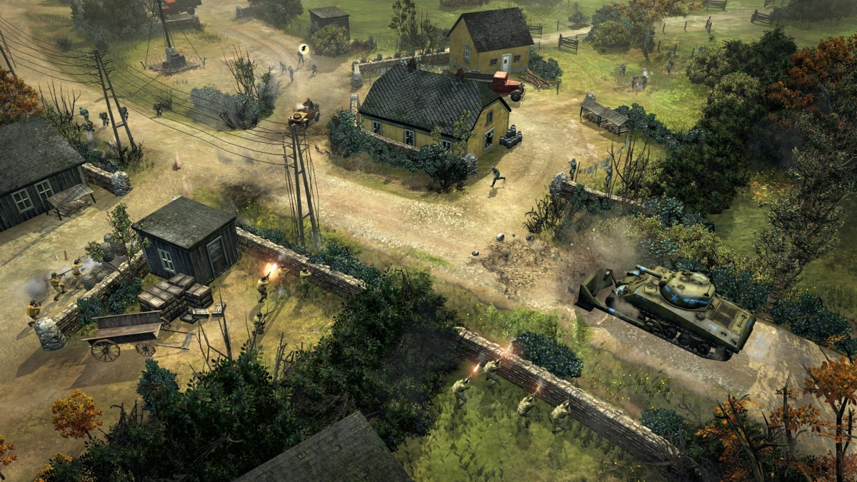 Company Of Heroes 2 The Western Front Armies Pc Download Pc Gaming Site