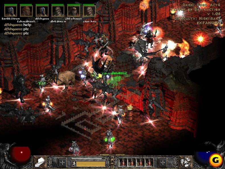 Diablo II + Lord of Destruction LOD PC Download - PC Gaming Site