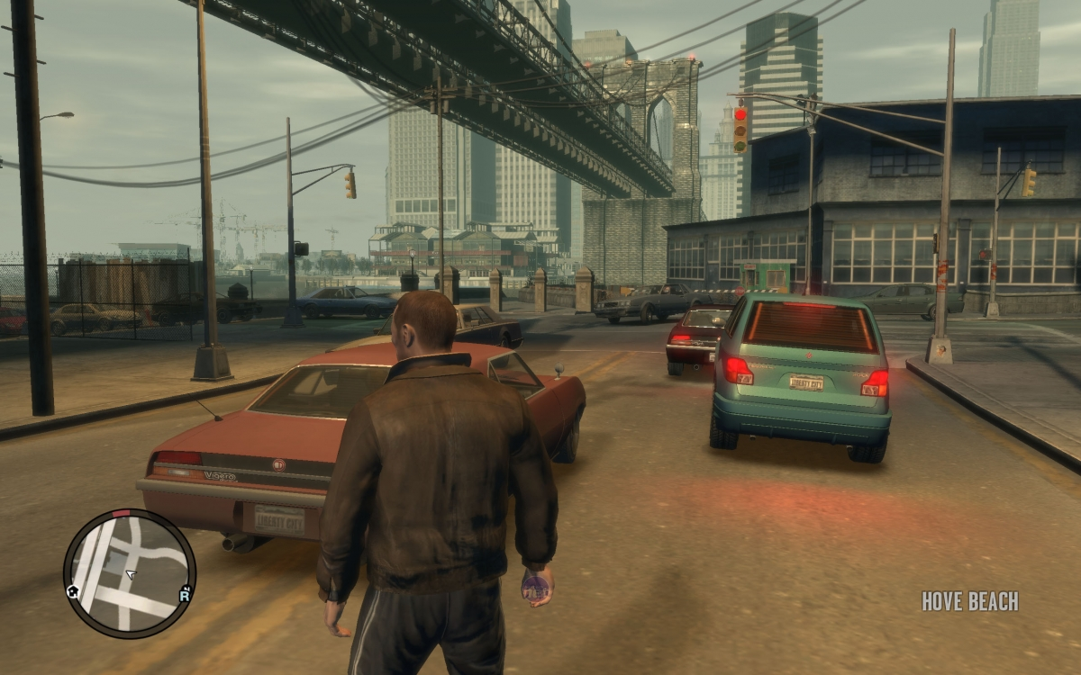 Grand Theft Auto GTA IV PC Download - PC Gaming Site