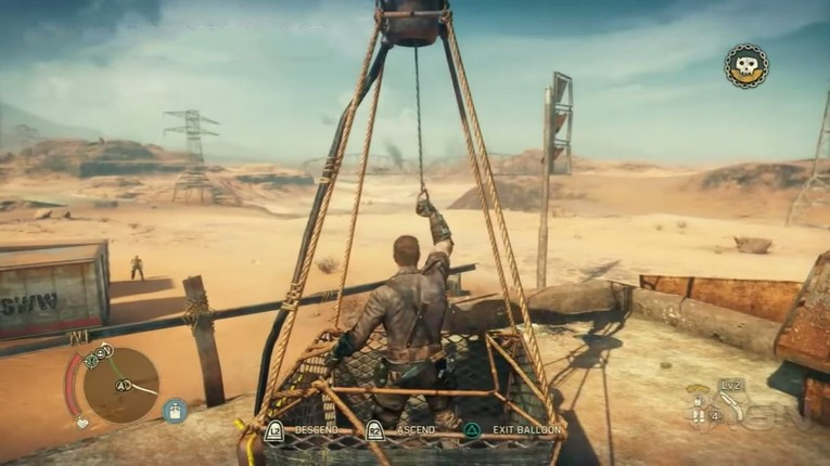 The Architecture And Atmosphere Of A Ruined World Is One Strongest Aspects Game Because Even Simple Desert Here Diverse