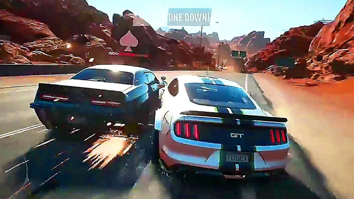 Need For Speed Payback PC Download Free InstallShield