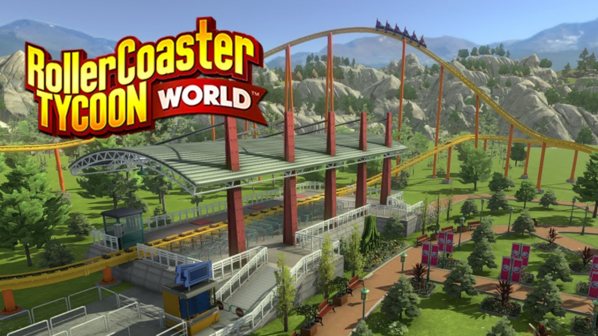 RollerCoaster Tycoon World PC Download - PC Gaming Site