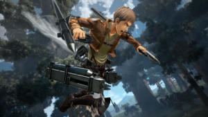 Attack on Titan 2 Final Battle image 2