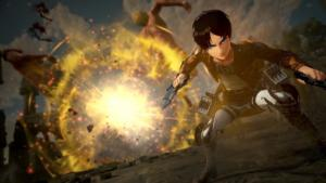 Attack on Titan 2 Final Battle image 4