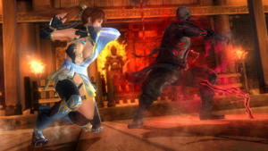 Dead or Alive 5 Last Round image 1