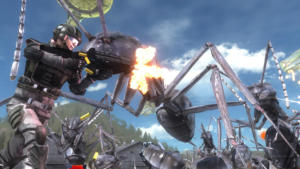 Earth Defense Force 5 image 4