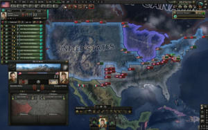Hearts of Iron IV Man the Guns image 2