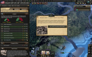 Hearts of Iron IV Man the Guns image 4