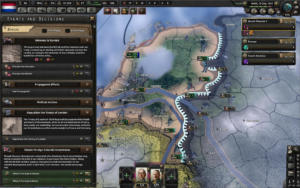 Hearts of Iron IV Man the Guns image 6