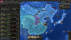 Hearts of Iron IV Man the Guns image 9