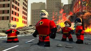 LEGO The Incredibles image 2