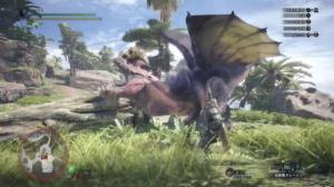 Monster Hunter World image 1
