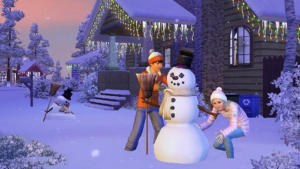 The Sims 4 Seasons image 6