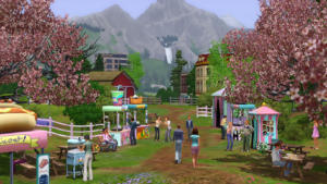 The Sims 4 Seasons image 7